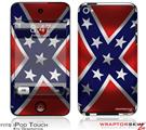 iPod Touch 4G Skin - Confederate Rebel Flag