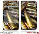 iPod Touch 4G Skin - Bullets