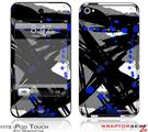 iPod Touch 4G Skin - Abstract 02 Blue