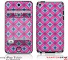 iPod Touch 4G Skin - Kalidoscope