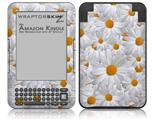Daisys - Decal Style Skin fits Amazon Kindle 3 Keyboard (with 6 inch display)
