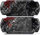 Sony PSP 3000 Decal Style Skin - War Zone