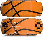 Sony PSP 3000 Decal Style Skin - Basketball
