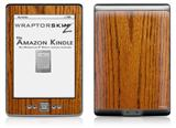 Wood Grain - Oak 01 - Decal Style Skin (fits 4th Gen Kindle with 6inch display and no keyboard)