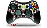 XO Hearts - Decal Style Skin fits Microsoft XBOX 360 Wireless Controller (CONTROLLER NOT INCLUDED)