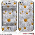 iPhone 4S Skin Daisys