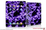 iPad Skin Electrify Purple (fits iPad 2 through iPad 4)