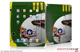 iPad Skin WWII Bomber War Plane Pin Up Girl (fits iPad 2 through iPad 4)