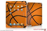 iPad Skin Basketball (fits iPad 2 through iPad 4)
