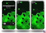 HEX Green Decal Style Vinyl Skin - fits Apple iPod Touch 5G (IPOD NOT INCLUDED)