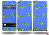 Turtles Decal Style Vinyl Skin - fits Apple iPod Touch 5G (IPOD NOT INCLUDED)