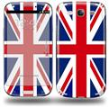 Union Jack 02 - Decal Style Skin (fits Samsung Galaxy S III S3)