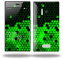 HEX Green - Decal Style Skin (fits Nokia Lumia 928)