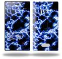 Electrify Blue - Decal Style Skin (fits Nokia Lumia 928)