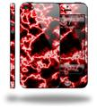 Electrify Red - Decal Style Vinyl Skin (compatible with Apple Original iPhone 5, NOT the iPhone 5C or 5S)