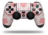 WraptorSkinz Skin compatible with Sony PS4 Dualshock Controller PlayStation 4 Original Slim and Pro Boxed Pink (CONTROLLER NOT INCLUDED)
