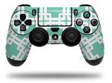 Vinyl Skin Wrap for Sony PS4 Dualshock Controller Boxed Seafoam Green (CONTROLLER NOT INCLUDED)