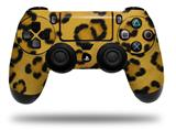 WraptorSkinz Skin compatible with Sony PS4 Dualshock Controller PlayStation 4 Original Slim and Pro Leopard Skin (CONTROLLER NOT INCLUDED)