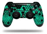 Vinyl Decal Skin Wrap compatible with Sony PlayStation 4 Dualshock Controller HEX Seafoan Green (PS4 CONTROLLER NOT INCLUDED)