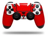 Vinyl Skin Wrap for Sony PS4 Dualshock Controller Canadian Canada Flag (CONTROLLER NOT INCLUDED)