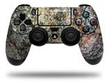 Vinyl Skin Wrap for Sony PS4 Dualshock Controller Marble Granite 05 Speckled (CONTROLLER NOT INCLUDED)