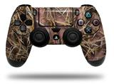 WraptorSkinz Skin compatible with Sony PS4 Dualshock Controller PlayStation 4 Original Slim and Pro WraptorCamo Grassy Marsh Camo Pink (CONTROLLER NOT INCLUDED)