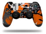 Vinyl Skin Wrap for Sony PS4 Dualshock Controller Halloween Ghosts (CONTROLLER NOT INCLUDED)