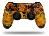 Vinyl Skin Wrap for Sony PS4 Dualshock Controller Open Fire (CONTROLLER NOT INCLUDED)