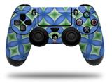 WraptorSkinz Skin compatible with Sony PS4 Dualshock Controller PlayStation 4 Original Slim and Pro Kalidoscope 02 (CONTROLLER NOT INCLUDED)