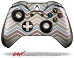 Decal Style Skin for Microsoft XBOX One Wireless Controller Zig Zag Colors 03 - (CONTROLLER NOT INCLUDED)