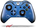 Decal Style Skin for Microsoft XBOX One Wireless Controller Bubbles Blue - (CONTROLLER NOT INCLUDED)