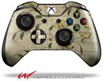 Decal Style Skin for Microsoft XBOX One Wireless Controller Flowers and Berries Yellow - (CONTROLLER NOT INCLUDED)