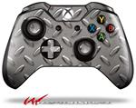 Decal Style Skin for Microsoft XBOX One Wireless Controller Diamond Plate Metal 02 - (CONTROLLER NOT INCLUDED)
