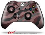 Decal Style Skin for Microsoft XBOX One Wireless Controller Camouflage Pink - (CONTROLLER NOT INCLUDED)