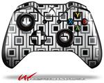 Decal Style Skin for Microsoft XBOX One Wireless Controller Squares In Squares - (CONTROLLER NOT INCLUDED)