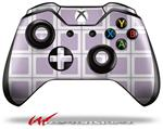 Decal Style Skin for Microsoft XBOX One Wireless Controller Squared Lavender - (CONTROLLER NOT INCLUDED)