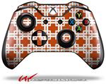 Decal Style Skin for Microsoft XBOX One Wireless Controller Boxed Burnt Orange - (CONTROLLER NOT INCLUDED)