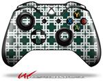 Decal Style Skin for Microsoft XBOX One Wireless Controller Boxed Hunter Green - (CONTROLLER NOT INCLUDED)