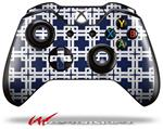 Decal Style Skin for Microsoft XBOX One Wireless Controller Boxed Navy Blue - (CONTROLLER NOT INCLUDED)