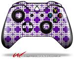 Decal Style Skin for Microsoft XBOX One Wireless Controller Boxed Purple - (CONTROLLER NOT INCLUDED)