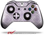 Decal Style Skin for Microsoft XBOX One Wireless Controller Wavey Lavender - (CONTROLLER NOT INCLUDED)