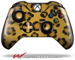 Decal Style Skin for Microsoft XBOX One Wireless Controller Leopard Skin - (CONTROLLER NOT INCLUDED)