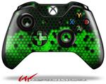 Decal Style Skin for Microsoft XBOX One Wireless Controller HEX Green - (CONTROLLER NOT INCLUDED)