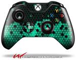 Decal Style Skin for Microsoft XBOX One Wireless Controller HEX Seafoan Green - (CONTROLLER NOT INCLUDED)
