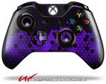Decal Style Skin for Microsoft XBOX One Wireless Controller HEX Purple - (CONTROLLER NOT INCLUDED)