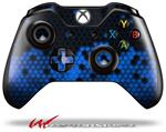 Decal Style Skin for Microsoft XBOX One Wireless Controller HEX Blue - (CONTROLLER NOT INCLUDED)