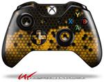 Decal Style Skin for Microsoft XBOX One Wireless Controller HEX Yellow - (CONTROLLER NOT INCLUDED)