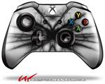 Decal Style Skin for Microsoft XBOX One Wireless Controller Lightning Black - (CONTROLLER NOT INCLUDED)