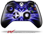 Decal Style Skin for Microsoft XBOX One Wireless Controller Lightning Blue - (CONTROLLER NOT INCLUDED)