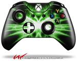 Decal Style Skin for Microsoft XBOX One Wireless Controller Lightning Green - (CONTROLLER NOT INCLUDED)